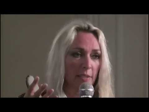 Alien Abductee and author Kate Thorvaldsen shares her life story at 2017 Pine Bush UFO Fair