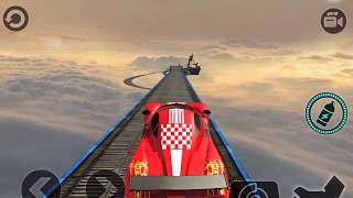 IMPOSSIBLE CAR 3D STUNT TRACKS 2018 - Android / iOS Gameplay - Stunt Car Racing Simulation Games