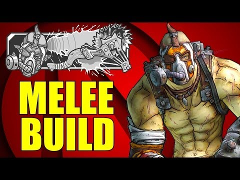 Krieg the Psycho: ULTIMATE Melee Build Guide! (Level 72, 61, AND 50)