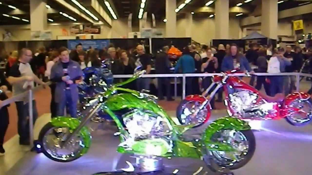 Salon de la moto montreal 2013 speed trix moto custom - Salon de moto montreal ...