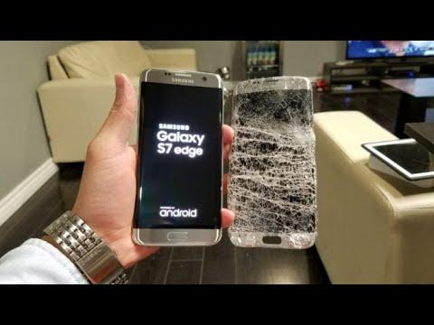 Hướng Dẫn Chi Tiết Thay ép Kính Samsung Galaxy S7 Edge Bằng Máy Tách Lạnh