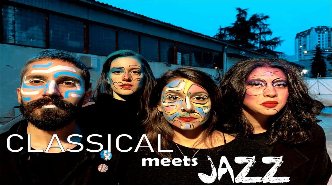 Download Miss Machiko Jazz Ensemble - Gymnopedie (Erik Satie) @ KSP Centar - Jadro