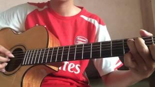 Tiến quân ca - guitarh