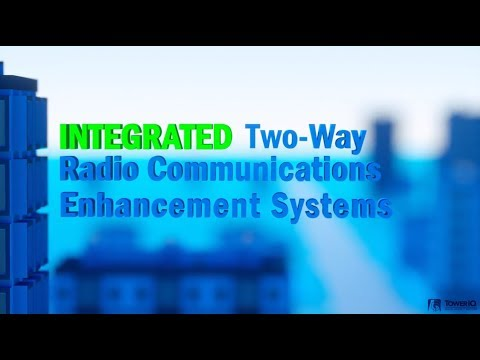 TowerIQ | Integrated Operations For Two-Way Radio Communications Enhancement Systems