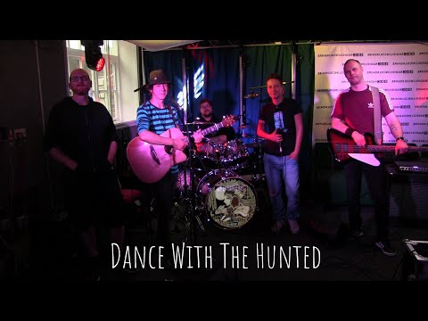 Dance With The Hunted Live @ BBC Introducing Lincolnshire #saboteurs #live