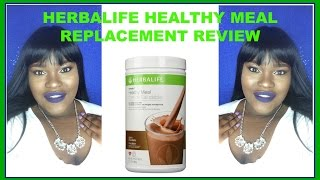 I Got Fat Again: Herbalife Meal Replacement Review