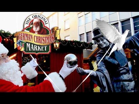 Original German Christmas Market (Reportage)