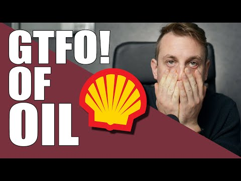 IT'S TIME TO GET OUT OF OIL (Royal Dutch Shell Strategy Analysis)