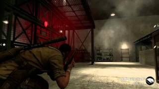 Sniper Elite 3 - DLC Walkthrough - Belly of the Beast - PC - Max Graphics