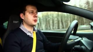 Тест драйв Renault Megane R.S.