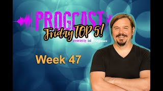 Progcast Friday Top 5: Dirty Loops, pg.lost, Avandra, Ritual, Pictures from Nadira