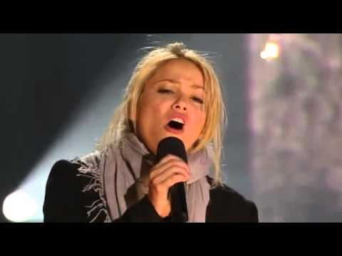 Shakira - I'll Stand By You Live