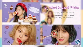 [Full Album] TWICE - What is Love?