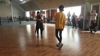 Скачать Wojtek Maria URBAN KIZ On ELJI BEATZKILLA DANCA KIZOMBA Remix Timisoara Romania