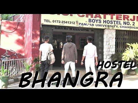 BHANGRA On HOSTEL (Sharry Mann) ||...