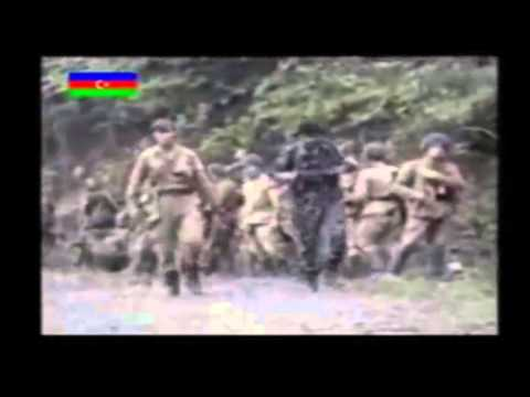 Карабахская война 1991 1994 Азербайджанские бойцы