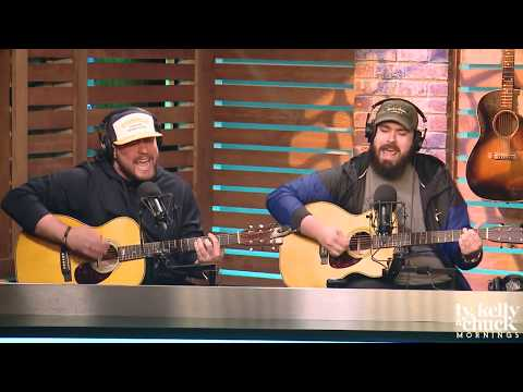 """Mitchell Tenpenny Performs """"Truck I Drove In High School"""" LIVE Acoustic - Ty, Kelly & Chuck"""