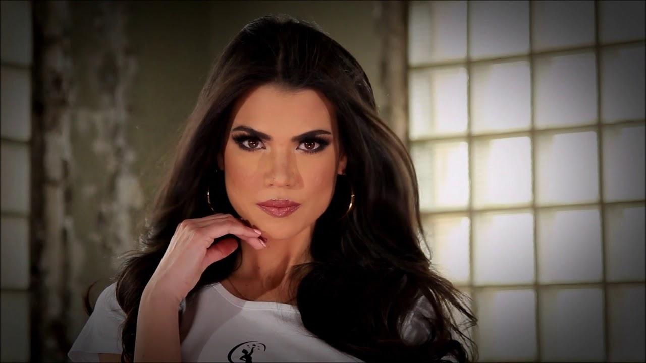 Andrea Diaz - Miss Universo Chile 2018 - YouTube