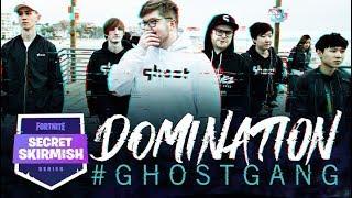 Secret Skirmish Domination | #GhostFortnite