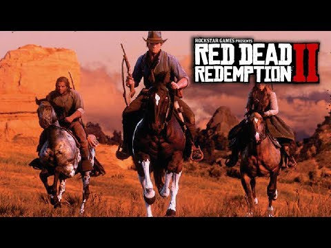 Red Dead Redemption 2 - HUGE NEWS! Launch Trailer Tomorrow, New Images Leak, Reviews Date & More!