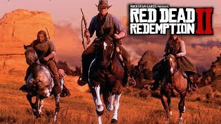 Red Dead Redemption 2 - HUGE NEWS! Launch Trailer Today, New Images Leak, Reviews Date & More!