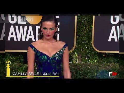 GOLDEN GLOBE 2019 Celebrity Style - Fashion Channel