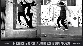 James Espinoza & Henri Yoro - Bad Luck