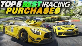 top 5 best buys iracing