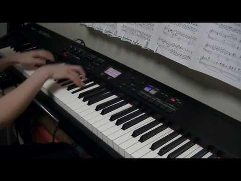 【ピアノで弾いてみた】AXIA〜ダイスキでダイキライ〜【マクロスΔ】