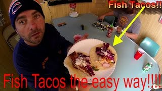 How To Cook Fish Tacos