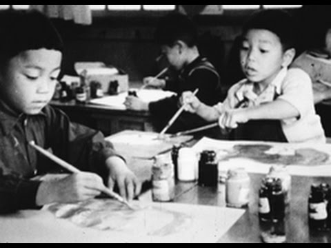 Children Who Draw (1956) Susumu Hani