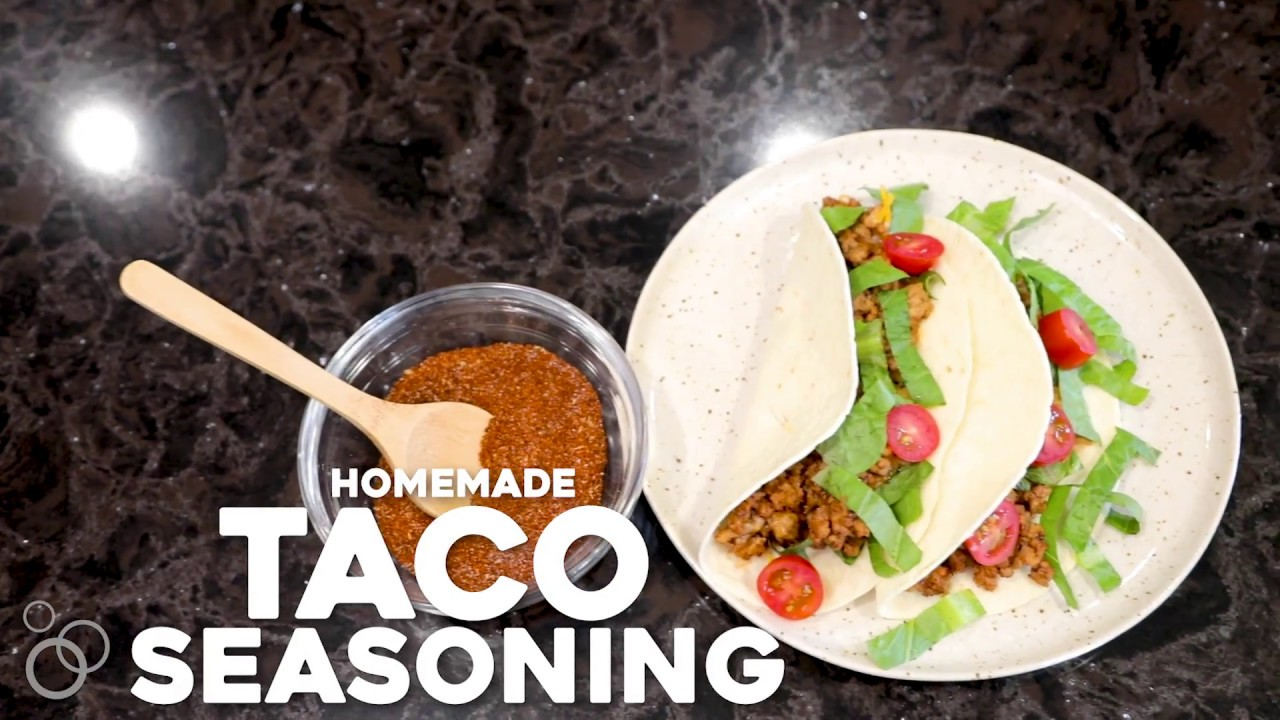 Almost Famous Chimichangas taco seasoning recipe - ditch the packet for good! - with video - rachel  cooks®