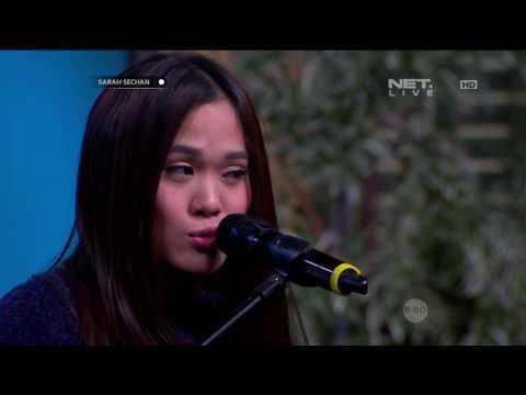 Sheryl Sheinafia -  Kutunggu Kau Putus ( Live at Sarah Sechan )