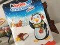 KINDER Chocolate Mini - Produit Anglais.