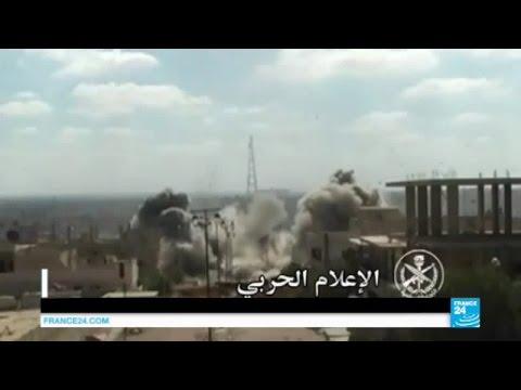 Syria: intense air attacks in Aleppo after rebels break siege