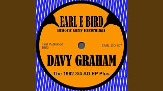 Davy's Train Blues (1962 Recording Remastered)