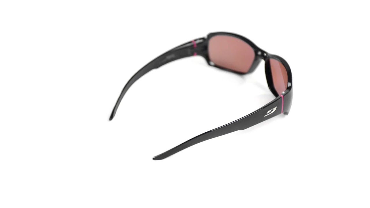 Julbo Alagna Sunglasses - Polarized, Photochromic Falcon Lenses (For Women)  - YouTube ee15b6205fb4