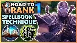 The Hidden Power of Spellbook no Jutsu - Road To Rank 1 (#45)