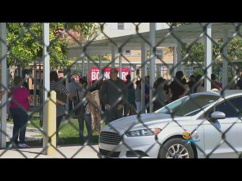 School Threats Heighten Worry Among Parents