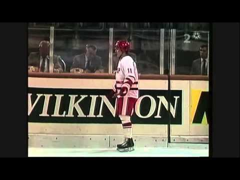 All Time Russian Sovjet  First Line - Hockey (Top 5)