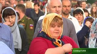 """Акция """"Зажги свечу"""" прошла на площади Воинской славы  22 06 18"""