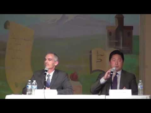 2013-05-08 LA City District 13 Candidates Mitch O'Farrell and John Choi Debate