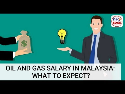 Oil And Gas Salary In Malaysia