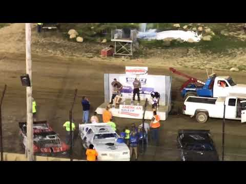 8-11-18  PLYMOUTH SPEEDWAY, IN  SS - FEATURE