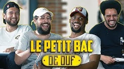 LE PETIT BAC DE OUF (feat Hakim Jemili et Jérémie Dethelot) #2
