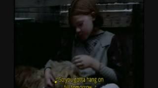 Gambar cover Alicia Morton in 1999 Annie singing Tomorrow