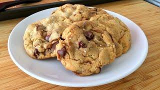 Super Easy Chocolate Chip Cookies Recipe + A SECRET