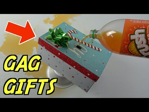 5 Christmas Pranks You Should Do On Friends And Family - XMAS GAG GIFTS ( Bonus Prank) | Nextraker