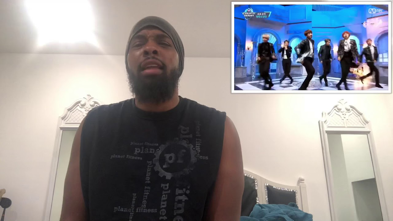 Blood Sweat Tears Live Bts Comeback Stage Bts Army Non Bts Fan Reaction