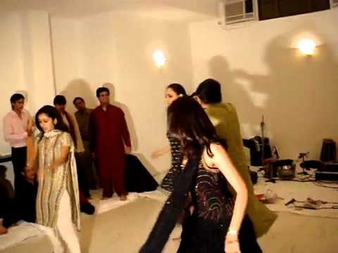 Peshawar dancing at the wedding